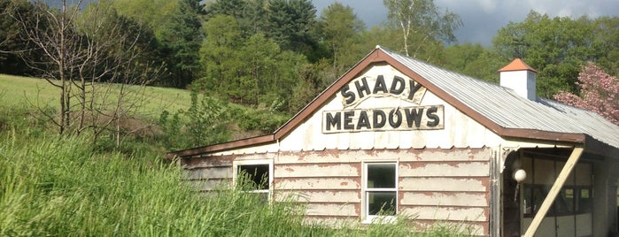 Shady Meadows Campground is one of Places I have gone.