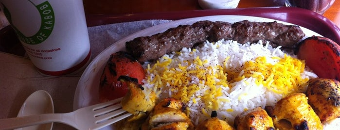 Moby Dick House of Kabob is one of USA - Must Try List.