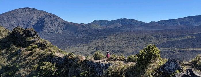 Halemau'u Trail is one of Maui.