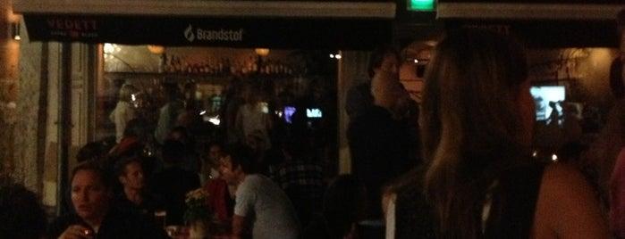 Brandstof is one of Must-visit Bars in Amsterdam.