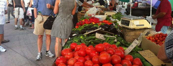 Downtown Fullerton Farmers Market is one of Downtown Fullerton - Things to do.