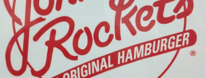 Johnny Rockets is one of Tempat yang Disukai York.