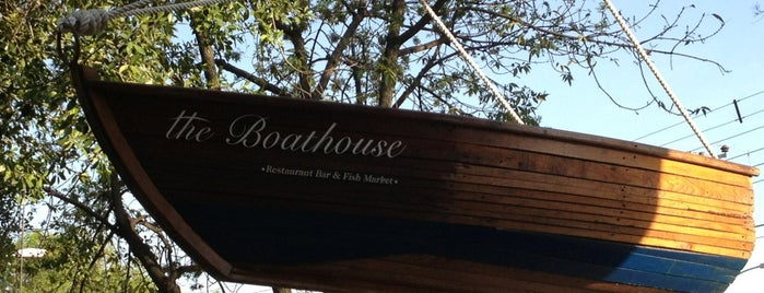 The Boathouse is one of Café.