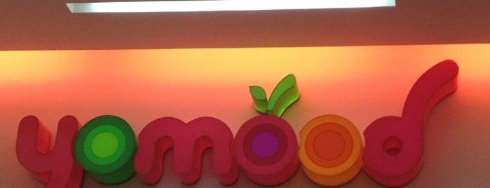Yomood is one of Tempat yang Disukai Ana.