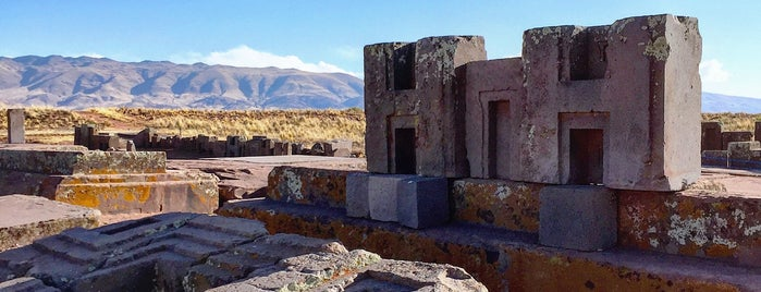 Pumapunku is one of World Ancient Aliens.