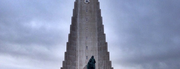 Hallgrímskirkja is one of Islandia 2014.