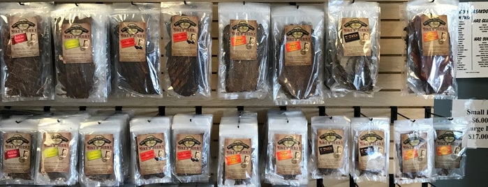 Mike's Jerky is one of El Paso and New Mexico.