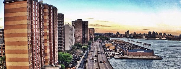 Franklin D. Roosevelt East River Drive is one of Tourist attractions NYC.