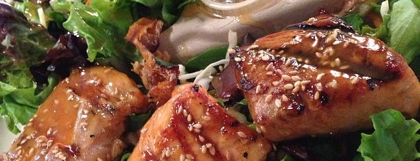 Glaze Teriyaki is one of inexpensive lunches in midtown.