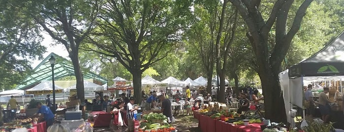Saturday Morning Summer Market at Williams Park is one of TropiCreek.