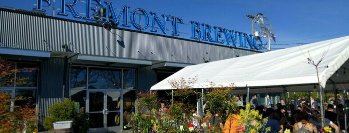 Fremont Brewing Company is one of Seattle Breweries.