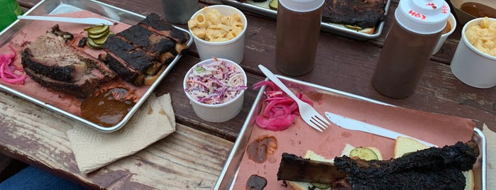 Wood Shop BBQ is one of Seattle Noms.