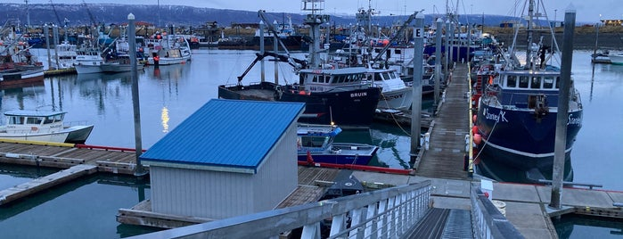 Mako's Water Taxi is one of Alaska.