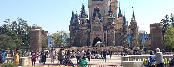 Tokyo Disneyland is one of Tokyo.