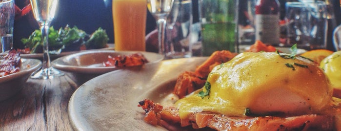 The Smith is one of Brunch.