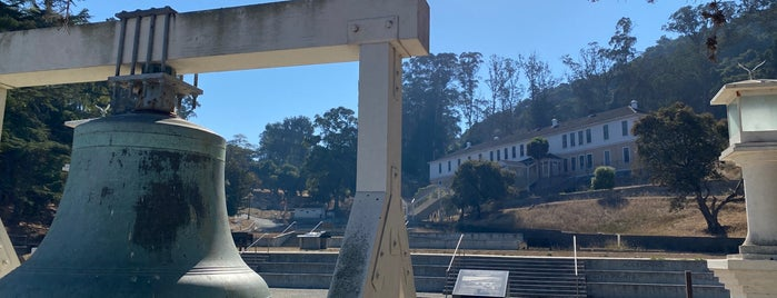 Angel Island Immigration Station is one of San Francisco.