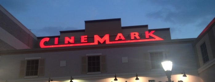 Cinemark is one of All-time favorites in United States.