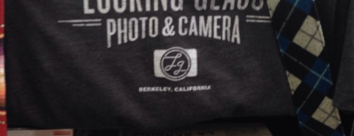 Looking Glass Photo & Camera is one of Berkeley Love.