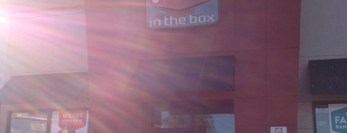 Jack in the Box is one of Restaurantes en los que he comido!!!.