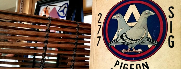 The American Pigeon Museum & Library is one of OKLAHOMA CITY.