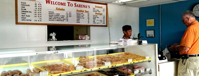 Sarena's Breakfast And Donuts is one of ATX Sweets & Treats.