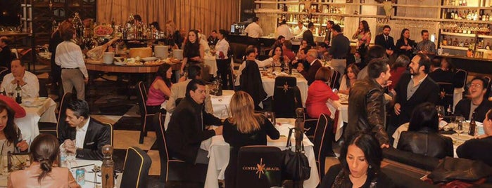 Central de Brazil Churrascaria is one of Restaurantes.