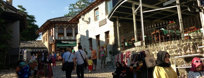 Caffe Stari Grad is one of Mostar - List -.