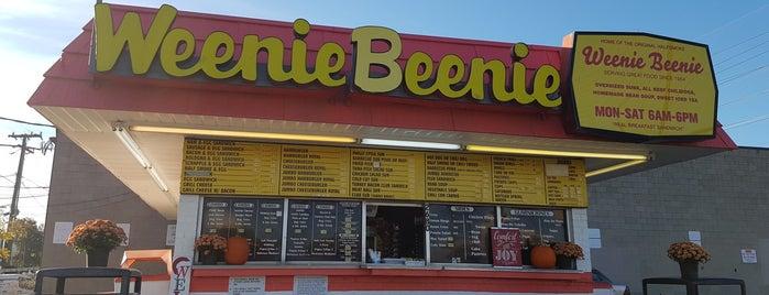 Weenie Beenie is one of Jade : понравившиеся места.