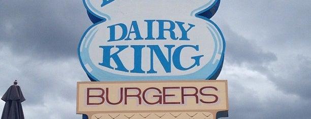 Dairy King is one of Sam : понравившиеся места.