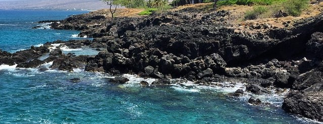 Ala Kahakai Trail is one of HI spots.