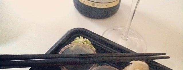 Japo Sushi is one of Tempat yang Disukai Yunus.