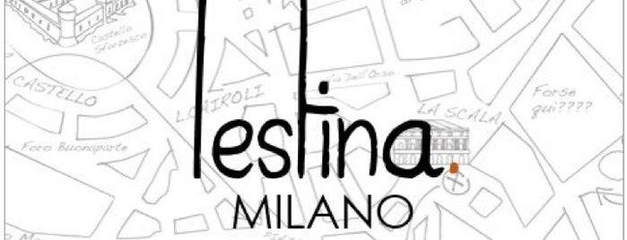 Testina Milano is one of Milão.