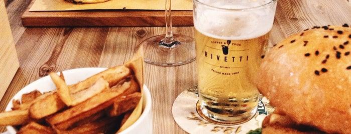 Rivetti is one of Posti che sono piaciuti a Anita.