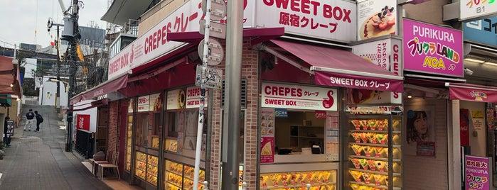 Sweet Box is one of Adelino'nun Beğendiği Mekanlar.