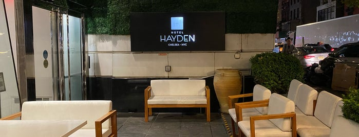 Hotel Hayden is one of Locais curtidos por Camille.