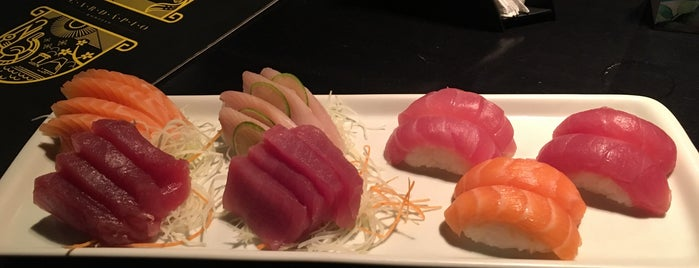 Takami Sushi House is one of Vegan Natal RN.