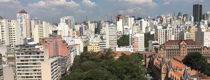 Irmandade Santa Casa de Misericórdia de São Paulo is one of SP - lugares (outros).