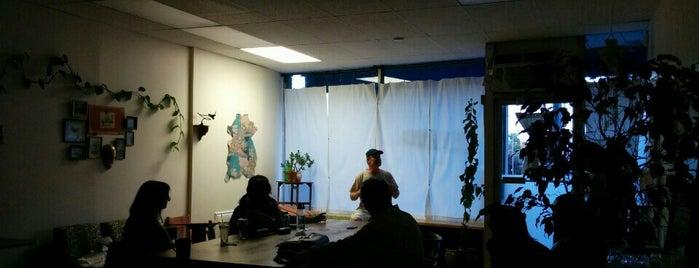 Seesaw Café & Workshop is one of Indie Coffee Shops in Toronto.