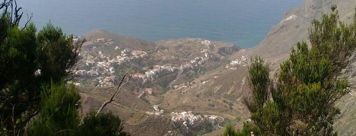 Mirador de El Bailadero is one of Turismo por Tenerife.