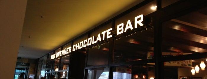 Max Brenner Chocolate Bar is one of Tempat yang Disukai Libertad.