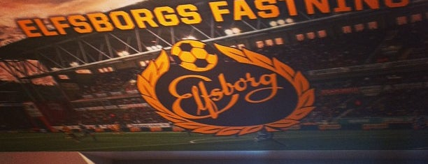 Borås Arena is one of International Sports~Part 2....