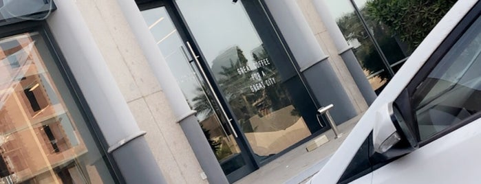 Caffine Lab is one of Jeddah.