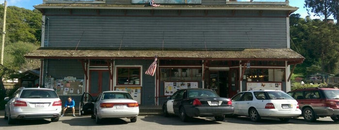 Bolinas People's Store is one of Marin County, CA.