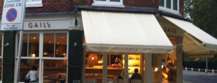 GAIL's Bakery is one of Ana : понравившиеся места.