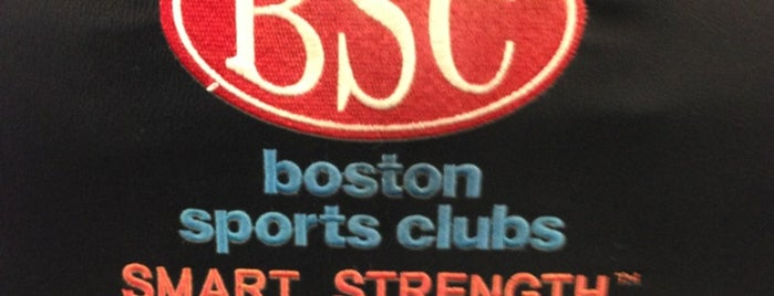 Boston Sports Clubs is one of Katherine : понравившиеся места.