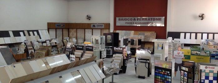 Baioco Pisos e Acabamentos is one of Posti che sono piaciuti a Leandro.