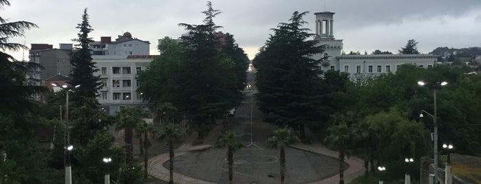 Kutaisi centre is one of Natia 님이 좋아한 장소.
