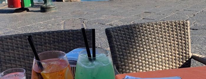 Bar Augusto is one of capri.