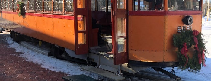 Seashore Trolley Museum is one of Maine Trip To Do.