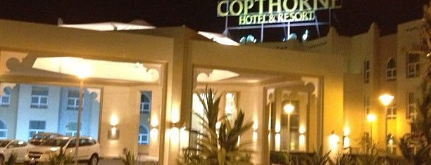 ALJAHRA COPTHORNE Hotel & Resort is one of Hotels.